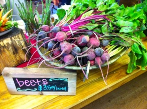 Beets for Sale at Springdale Farm